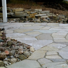 Fond Due Lac Flagstone