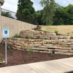 Heritage Outcropping Stone