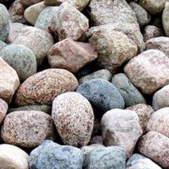 Granite Cobblestone Boulders