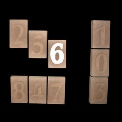 House Number (Choose-0-9)