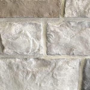 Harbor Hackett Stone w/ White Grout