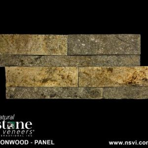 Ironwood Natural Thin Stone Panels