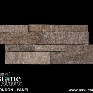 London Natural Thin Stone Panel