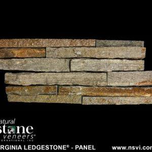 Virginia Ledgestone Natural Thin Stone Panel