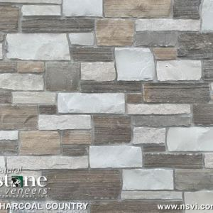 Charcoal Country  (Thin Veneer or Full Thickness)
