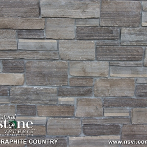 Graphite Country (Thin Veneer or Full Thickness)
