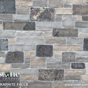 Graphite Falls  (Thin Veneer or Full Thickness)