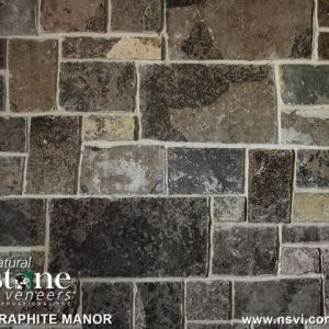 Graphite Manor (Thin Veneer or Full Thickness)