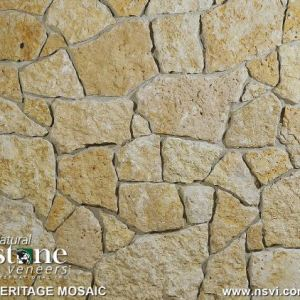 Heritage Mosaic  (Thin Veneer or Full Thickness)