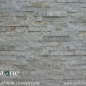 Platnum Ledgestone (Thin Stone Only)