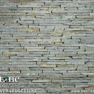 Silver Ledgestone (Thin Stone Only)