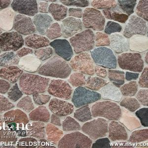 Split-Fieldstone (Thin Stone & Full Thickness)