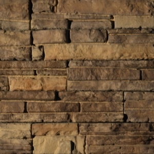 Buckskin Quick Fit Ledgestone