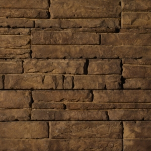 Dark Brown Quick Fit Ledgestone