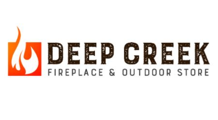 Deep Creek Fireplace Logo